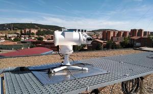 Una investigación caracteriza los cielos de Burgos