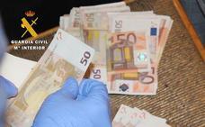 Desarticulada una importante organización dedicada al tráfico de drogas en la provincia