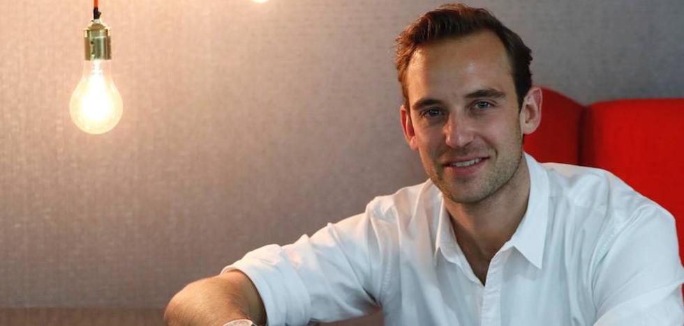 Joël Dicker: «Nunca aceptaría ser ministro de Cultura»