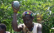 Científicos del CENIEH realizan el primer análisis 3D de herramientas líticas de recolectores africanos