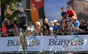 La Vuelta a Burgos ya tiene hoja de ruta
