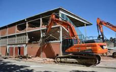 Arranca la demolición de Lateral