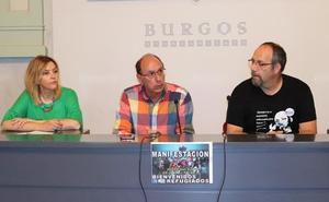 Burgos llama a la solidaridad con los refugiados con una manifestación el miércoles