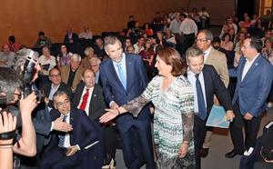 La Junta presume de patrimonio cultural en el estreno del Congreso Nacional de Historia del Arte