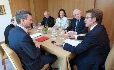 Burgos y Galicia avanzan en la programación conjunta del VIII Centenario y el Jacobeo