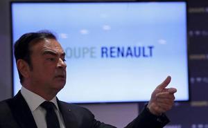 Renault transferirá a sus empleados 1,4 millones de acciones cedidas por el Estado francés
