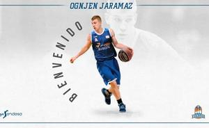 El San Pablo confirma el fichaje de Ognjen Jaramaz