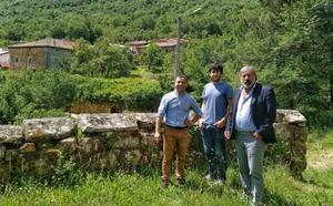 Pueblos de Cantabria y Burgos piden al Gobierno que pare los permisos de 'fracking' Bezana/Bigüenzo
