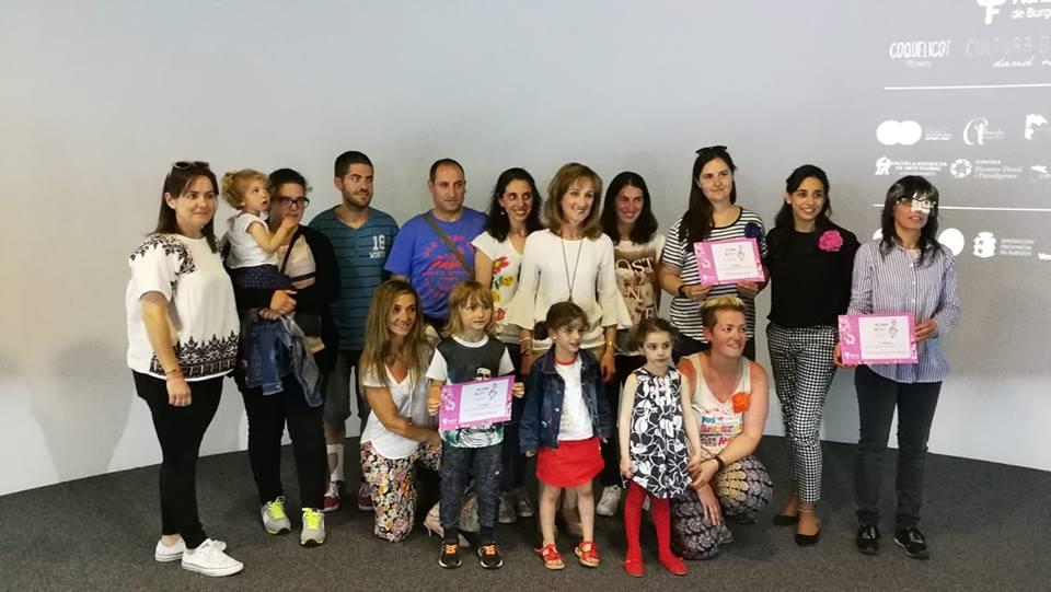 El colegio de Melgar gana el concurso escolar de la Fiesta de las Flores