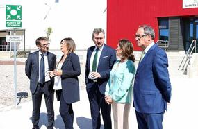 El nuevo almacén congelador de Campofrío genera 50 puestos de trabajo y mejorará la exportación