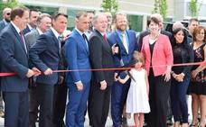 Grupo Antolín inaugura una nueva planta en Estados Unidos
