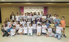 Los alumnos del concurso 'El periódico Insólito' ya tienen su premio