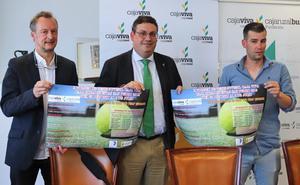 Los aficionados al tenis tienen una cita en el Torneo de Cajaviva Caja Rural