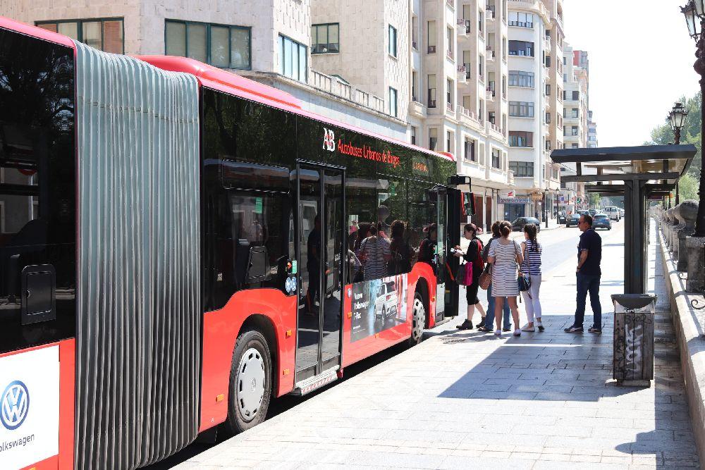 Imagina y Cs critican por electoralista y unilateral la propuesta de mapa de autobuses
