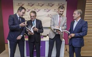 La Fundación Caja de Burgos presenta el libro 'La industria en el área urbana de Burgos'