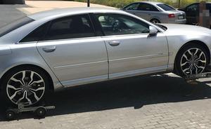 Detenido por fingir la sustracción de un vehículo para estafar y cobrar el seguro