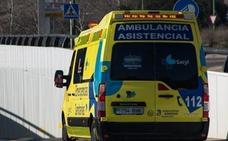 Fallece un motorista en una salida de vía en la A-1