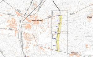 Abierto a información pública el estudio de la prolongación de la Ronda Este de Aranda de Duero