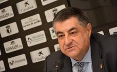 José Luis García abandona la Presidencia del Burgos CF