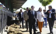Visita a la granja de Calidad Pascual en Fuentespina