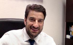 Martínez Nogal: «Es un honor que te pidan presidir un club como el Burgos CF»
