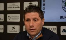 Nacho Fernández abandona la Dirección Deportiva del Burgos CF