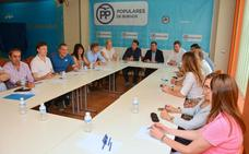 El PP exigirá desde la oposición el cumplimiento de «todos los compromisos» en Burgos