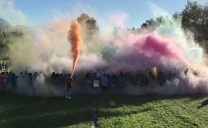 Más de 700 jóvenes disfrutan en Villasana de Mena con el VI Encuentro Jóvenes de la provincia