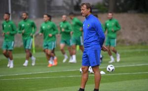 Hervé Renard: «Estamos listos para luchar como leones por el honor de Marruecos»