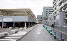 Detenido por causar daños por valor de 1.500 euros en un coche en el aparcamiento del hospital