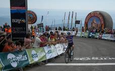 Las Loras y el Picón Blanco, protagonistas de la tercera etapa de la Vuelta a Burgos