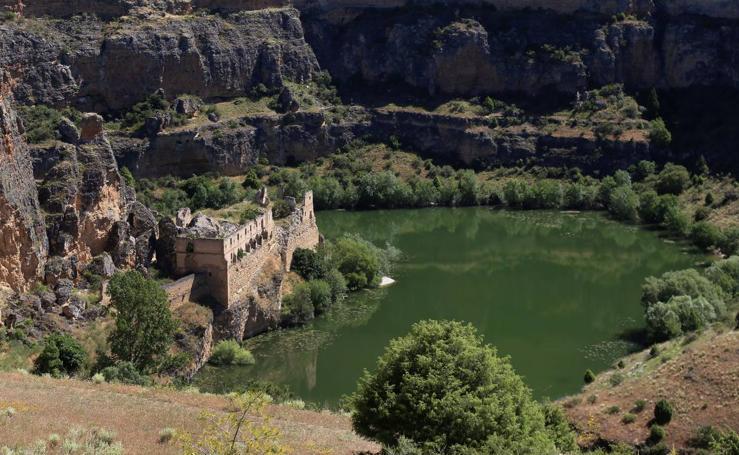 Paraísos naturales de Castilla y León (III): Hoces del Río Duratón