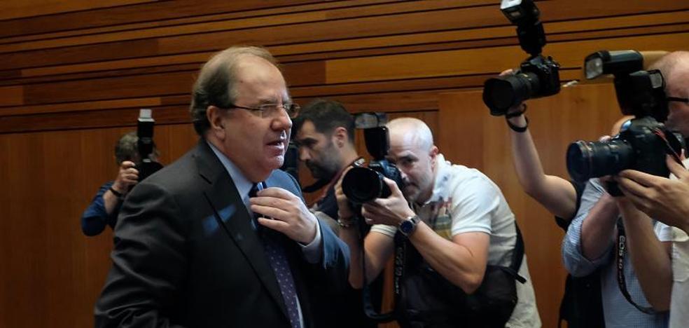Herrera lanza un último intento para aprobar la ordenación del territorio