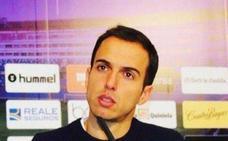 Borja Jiménez, nuevo entrenador del CD Mirandés para la próxima temporada