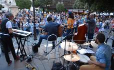La música invade Burgos en los Sampedros