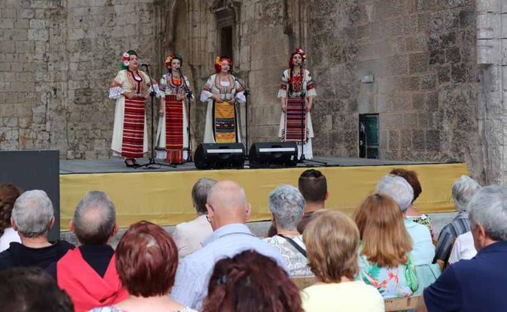 Festival Castilla Folk en imágenes