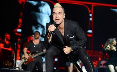 Robbie Williams piensa que padece el síndrome de Asperger
