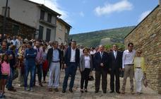 La «capital» de los fósiles inaugura un Centro de Interpretación