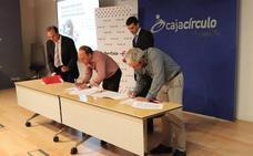 Las fundaciones de Cajacírculo e Ibercaja destinan 132.000 euros a proyectos sociales en Burgos