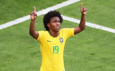El ansiado despegue del 'cohete' Willian