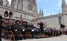 Festejos revisará la decisión de cambiar de ubicación el canto del Himno a Burgos en los Sampedros