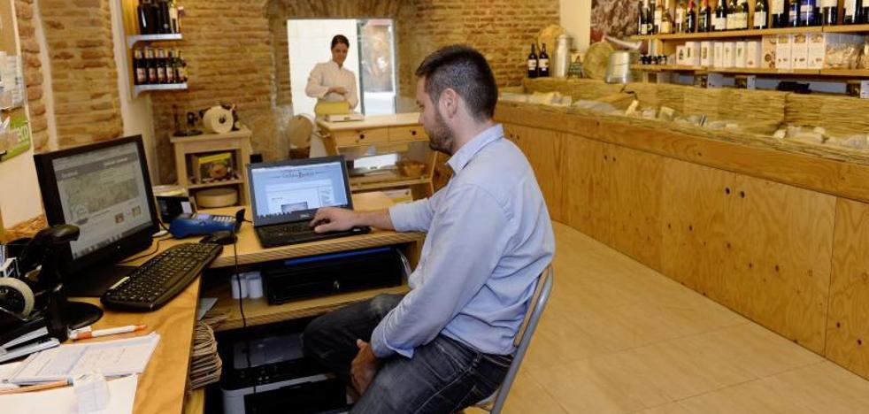 Las pymes de Castilla y León aprueban en 'big data' pero suspenden en uso de la nube