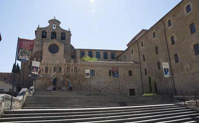La Diputación acude al 1,5% Cultural para la segunda fase de restauración del Monasterio de San Salvador de Oña
