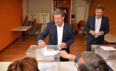 Rico confía en una alta participación en las primarias para elegir al futuro presidente del PP