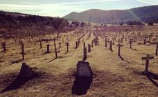El entorno del cementerio de Sad Hill volverá llenarse de vida gracias a 'El cine, una ilusión histórica'