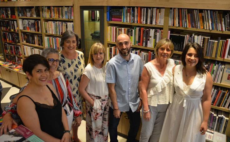 Inauguración de la nueva librería Hijos de Santiago Rodríguez