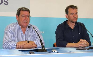 Rico reitera la libertad de voto de los compromisarios burgaleses que elegirán al sucesor de Rajoy