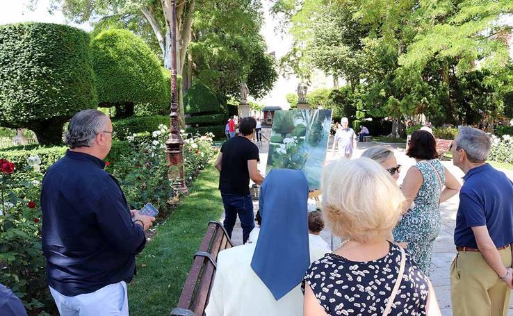 La pintura toma Burgos en el Premio AXA Catedral