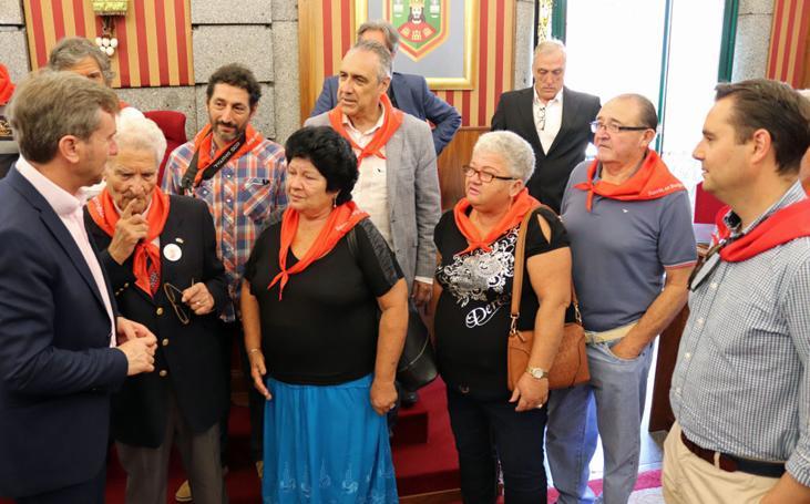 La Operación Añoranza trae a seis emigrados burgaleses