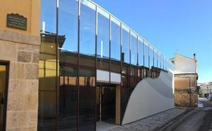 El centro de visitantes de Las Loras en Villadiego abrirá sus puertas a mediados de agosto